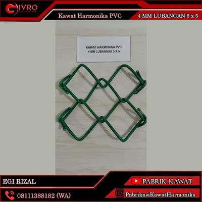 Kawat Harmonika PVC Termurah