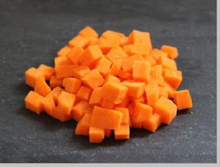 Potongan sayuran dice - berbagaireviews.com