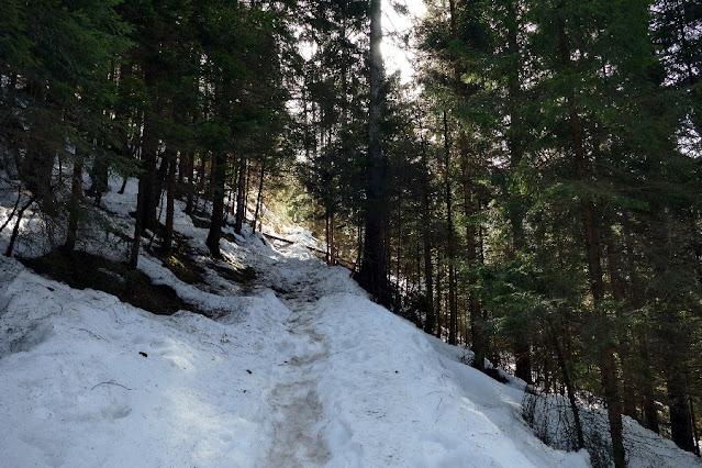eremo dei romiti ciaspole inverno neve