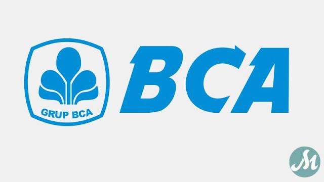 Logo Bank BCA PNG