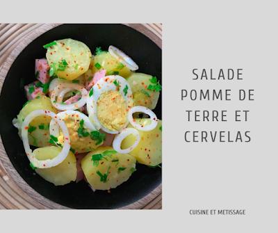 salade pomme de terre cervelas