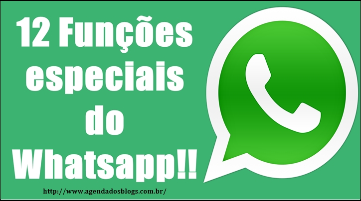 Post sobre Whatsapp
