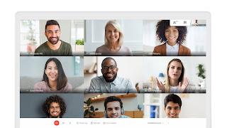Google Meet prolonge  les appels illimités en Visio pour les comptes gratuits