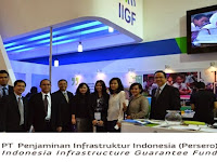 PT Penjaminan Infrastruktur Indonesia (Persero) - Recruitment For  Project Appraisal Intern IIGF November 2017