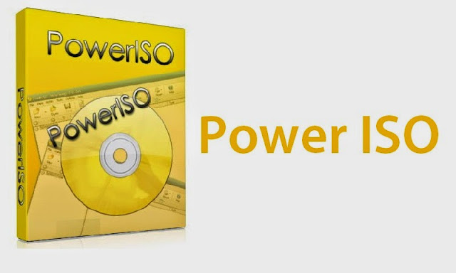 PowerISO 6.2 + Serial e Ativador Grátis