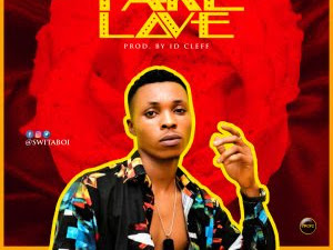 DOWNLOAD MP3: Switaboi - Fake Love (Prod. By ID Cleff)