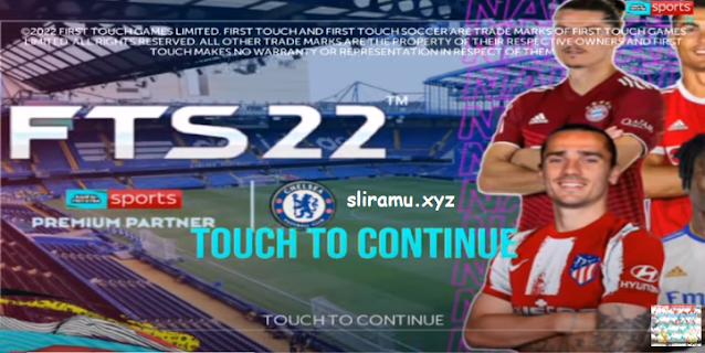 FTS 22 Mod Final Version HD (300 MB) Update Transfer Pemain & Kits Season 2021-2022