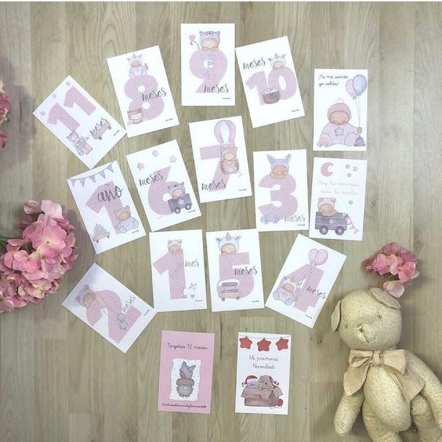 milestone- cards- baby-tarjetas-cumplemés
