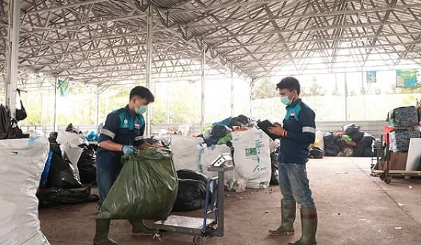 pengelolaan sampah terpadu