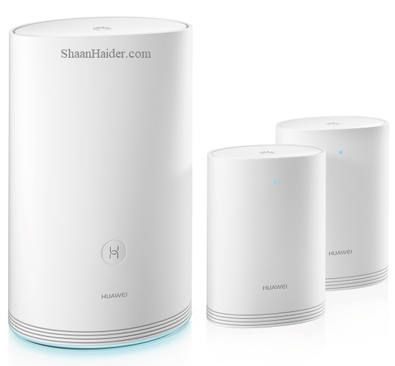 HUAWEI WiFi Q2 Whole Home Wi-Fi Solution : Features and Specs