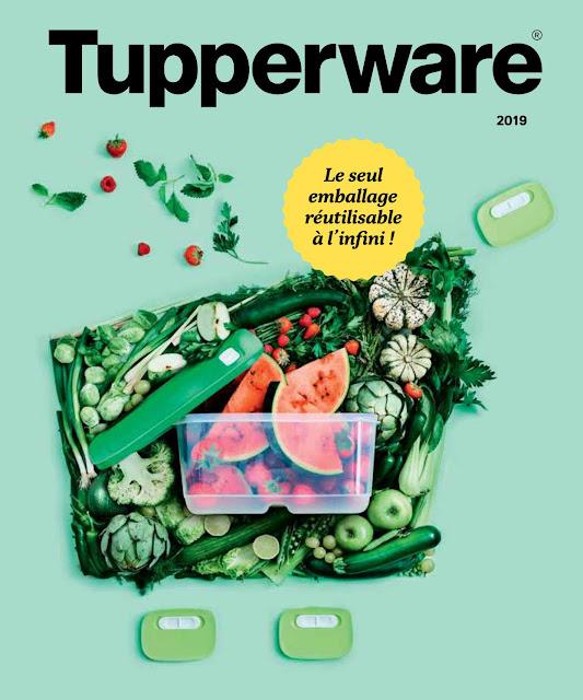 catalogue tupperware maroc printemps ete 2019