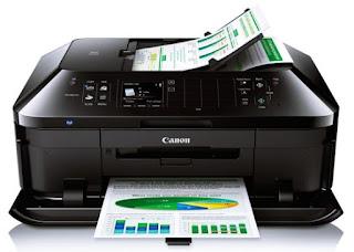 Canon PIXMA MX922 Printer Driver, Software Download