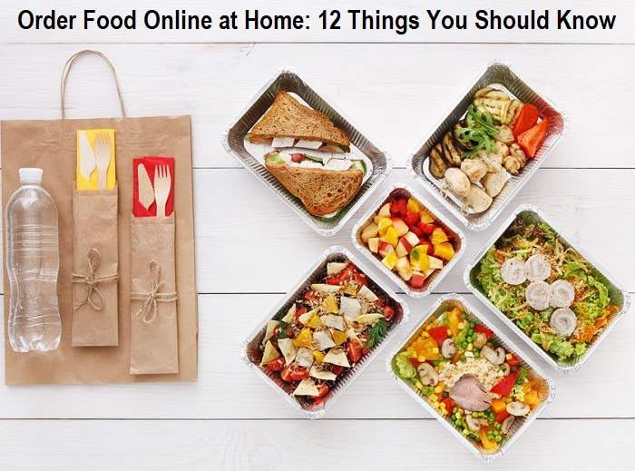 Order Food at Home