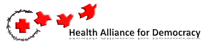 Health Alliance for Democracy-Philippines  ( HEAD)