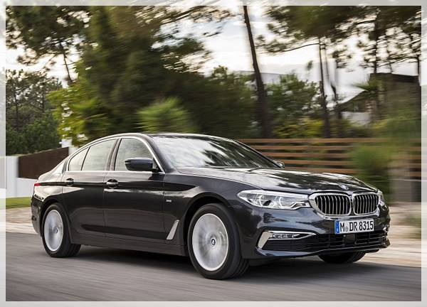 2017 BMW 530d Test Drive Review