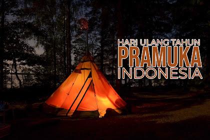 Sejarah Panjang Dirgahayu Pramuka di Indonesia | Hot Info