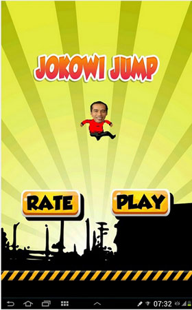 Yuk, Cobain Game Aplikasi Bertema Prabowo dan Jokowi di Play Store