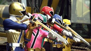 Power Rangers Samurai [PT-PT]