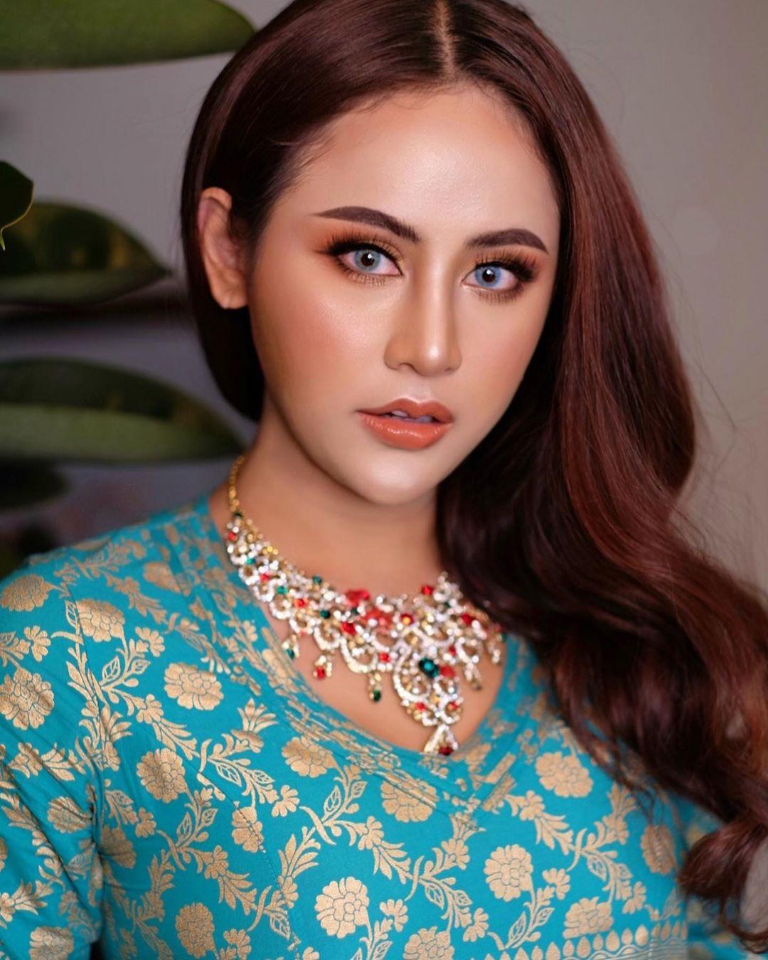 Nitsa Katrahong - Most Beautiful Thai Transgender Models