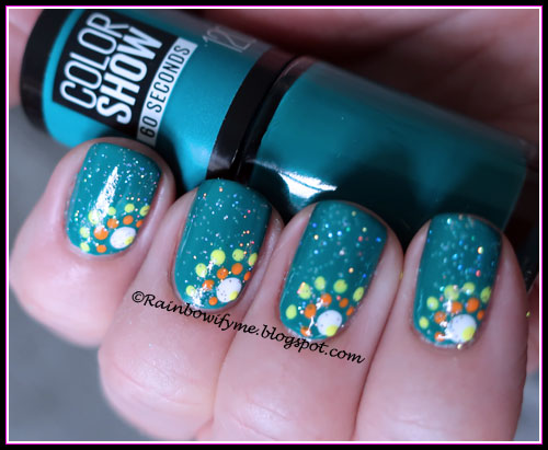 Maybelline Color Show: Urban Turquoise