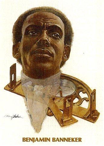 BENJAMIN BANNEKER: THE BLACK MAN WHO SURVEYED THE 10 MILE ...