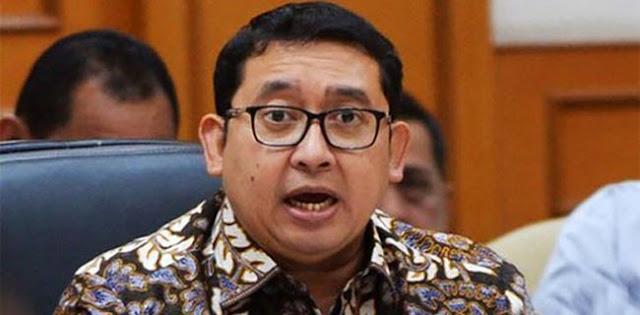 Fadli Zon: Tindak Tegas Penyusup Kerusuhan Papua!