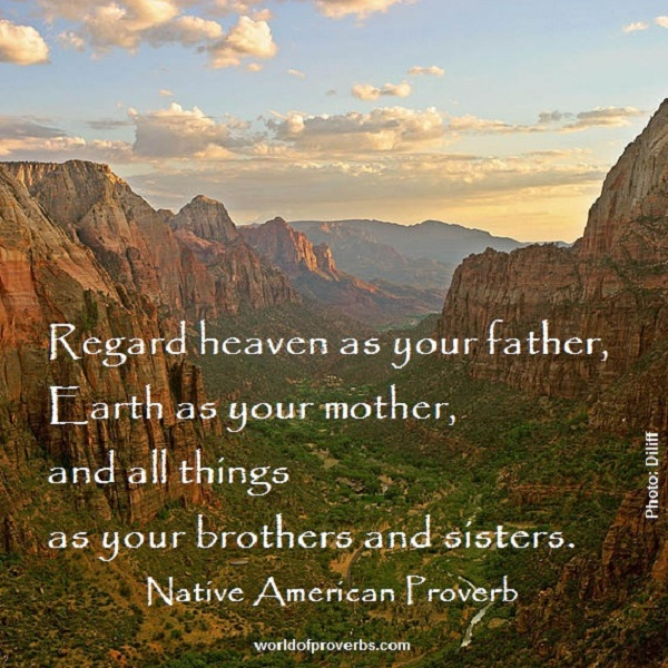 American Quotes: Navajo Quotes And Sayings. QuotesGram