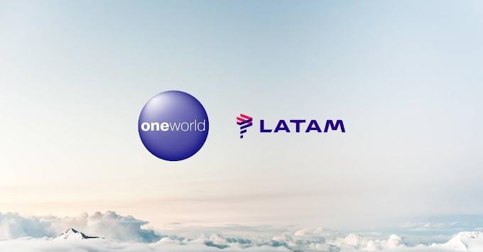Latam deixará a aliança OneWorld 5 meses antes do anunciado