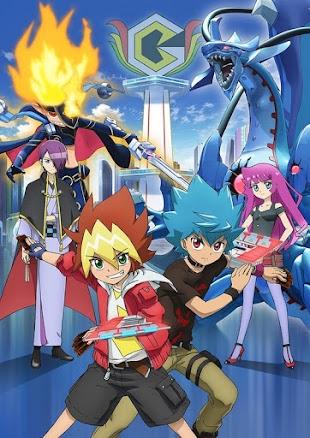 تقرير انمي Yu☆Gi☆Oh!: Sevens (ملك اللعبة: سبعات)