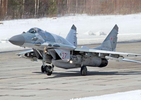 Mikoyan MiG-29SMT specs