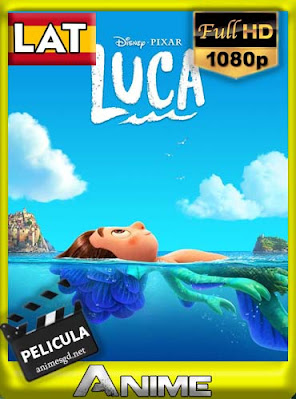 Luca (2021) [Latino] [DSNP WEB-DL] [1080P] [GoogleDrive] [Mega] AioriaHD