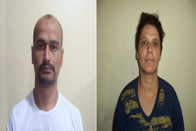 Foragidos são presos pelo Denarc em operação em Guajará