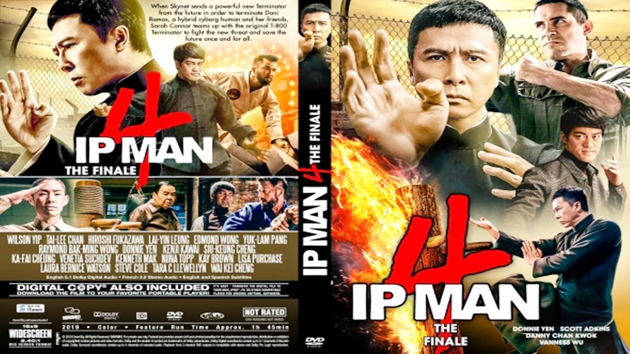 Movie WindowsGame Music: Ip Man 4 The Finale (2019 ...