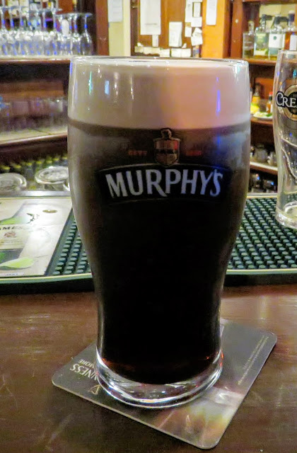 Things to do in Dingle Town: Drink a Pint of Murphy's Beer
