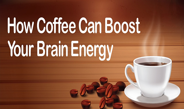 How Coffee Boosts your Brain Energy
