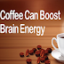 How Coffee Boosts your Brain Energy #infographic