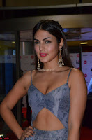 Rhea Chakraborty in a Sleeveless Deep neck Choli Dress Stunning Beauty at 64th Jio Filmfare Awards South ~  Exclusive 078.JPG