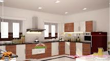 Beautiful Home Interior Design - Kerala And