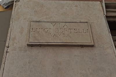 Via Luigi Bertelli