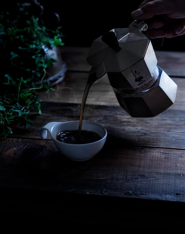Cafetera Expresso Livingo