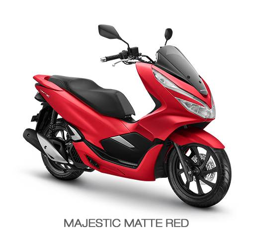 Spisifikasi New Honda PCX 150 2018
