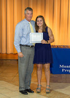 Montgomery Catholic Preparatory School Academic Awards Ceremony Held in May 4