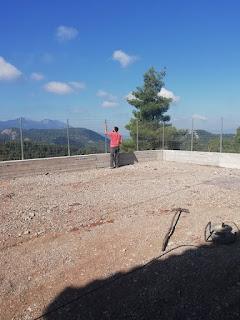 Έτοιμο το τοιχίο στις Μαρκάτες 72460529 420951341771870 4789357249115979776 n