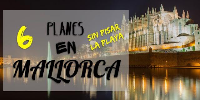 Planes en Mallorca