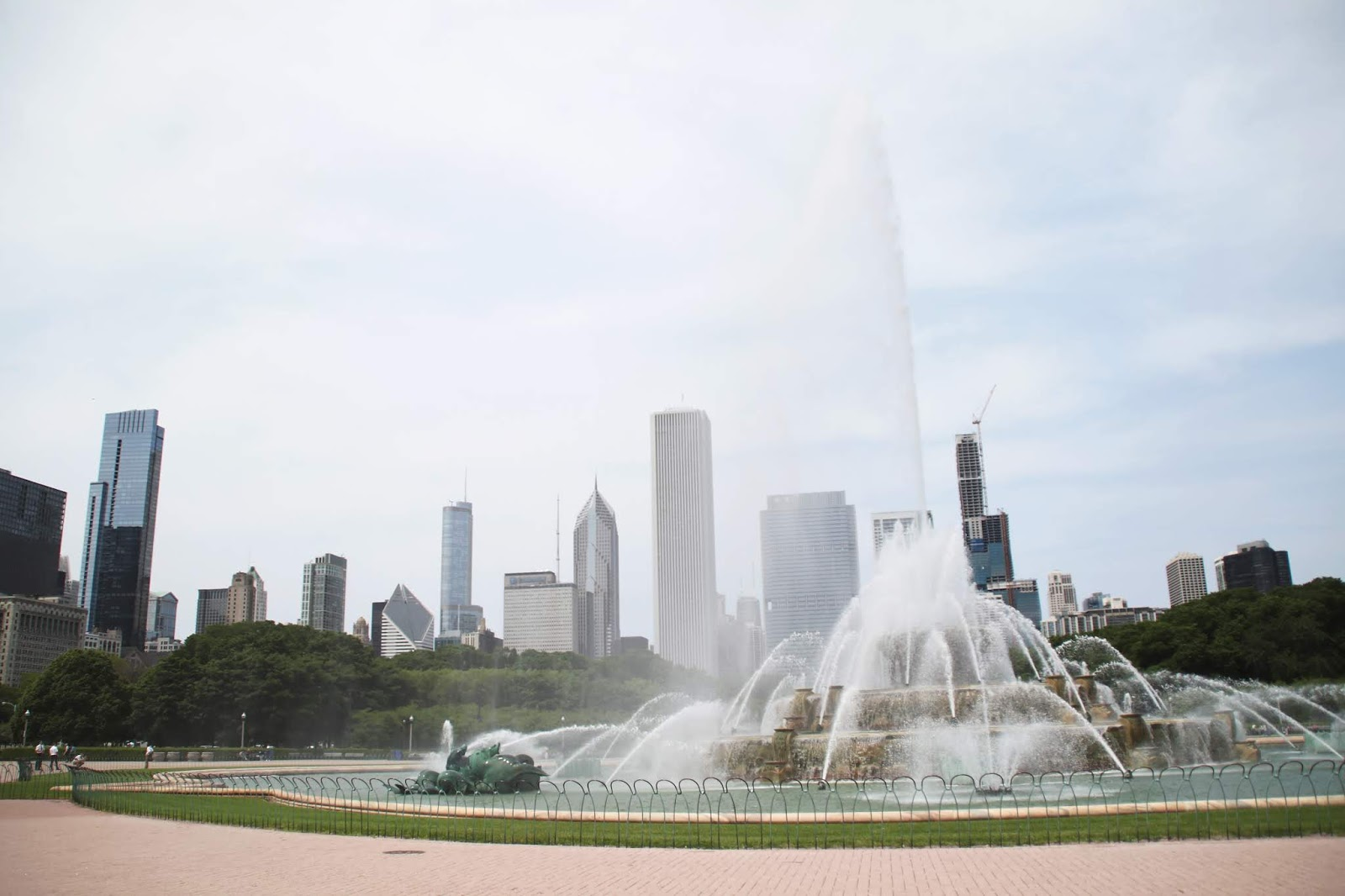 Grant Park Chicago, exploring Chicago, Buckingham Fountain Chicago, Central Park Chicago, Chicago's Backyard
