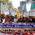 मंडी हाउस से संसद मार्ग तक 'पीपल्स मार्च' का हुआ आयोजन! केवाईएस ने निभाई हिस्सेदारी!