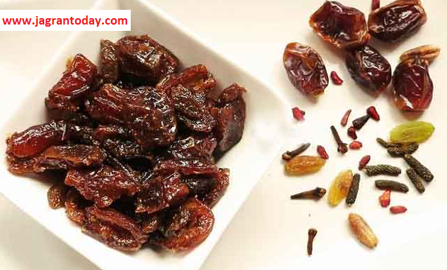 Healthy and Digestive Pickle and Sauce of Date