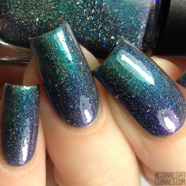 Lollipop Posse Lacquer-Death