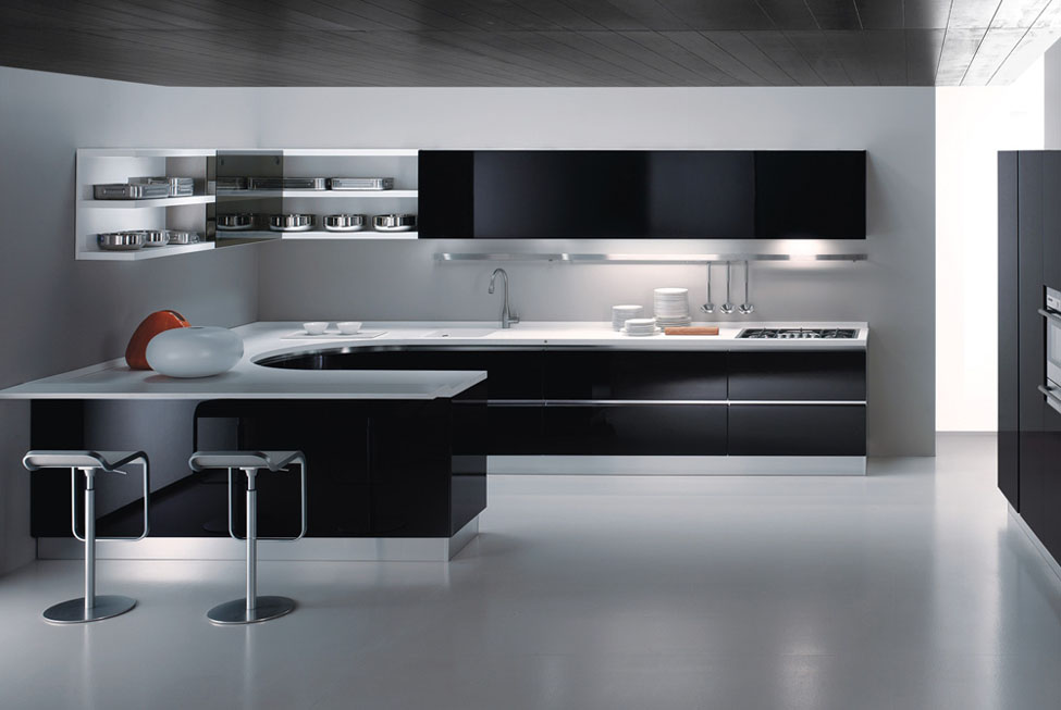 20 Desain Dapur Minimalis Type 45 Mewah