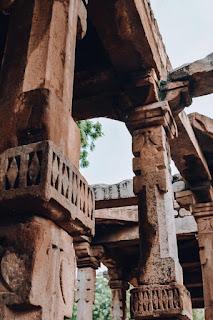 Ruins in Delhi